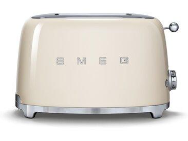 Smeg 2 Scheiben Toaster TSF01CREU - Creme