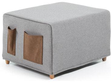 Schlafwürfel - Cube 2.0 - Hellgrau