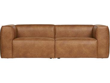 Sofa - Bean 3,5 Sitzer - Braun