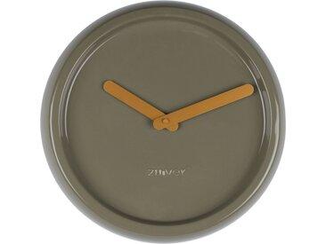 Ceramic Time - Wanduhr - Grün