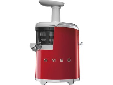 Smeg Slow Juicer SJF01RDEU - Rot