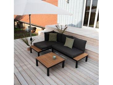 Set - Gartenlounge - Pina 3.0 - 3-teilig