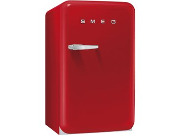Smeg FAB10RR - Standkühlschrank - Rot