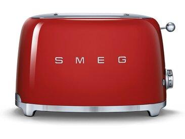 Smeg 2 Scheiben Toaster TSF01RDEU - Rot