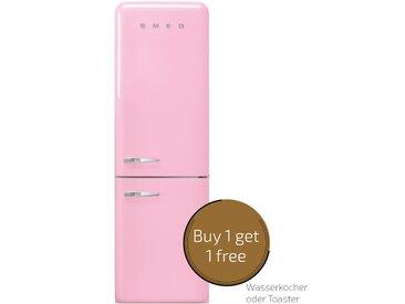 Smeg FAB32RPK3 - Standkühlgefrierkombination - Pink