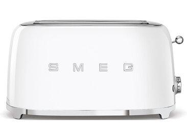 Smeg 4 Scheiben Toaster TSF02WHEU - Weiß