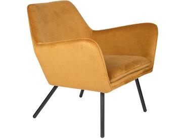 Lounger - Vintage Velvet - Gelb