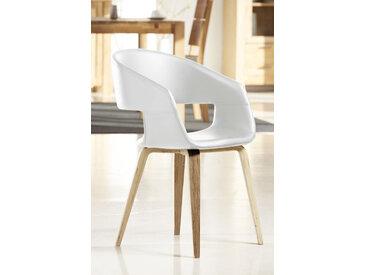 Luzern - Stuhl - Weiß
