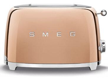 Smeg 2 Scheiben Toaster TSF01 - Rose Gold
