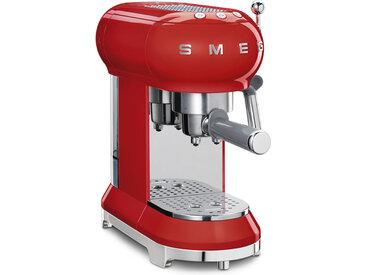 Smeg Espressomaschine ECF01RDEU - Rot