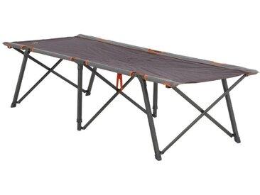 Portal Ron Feldbett 79x240x50cm Stahl/Polyester Grau