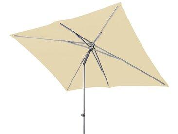 Doppler ACT Push-Up Sonnenschirm 250x200cm Off-White