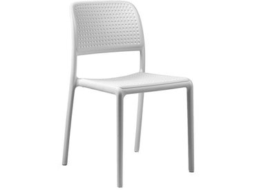 Nardi Bora Bistrot Stapelstuhl Kunststoff Weiß