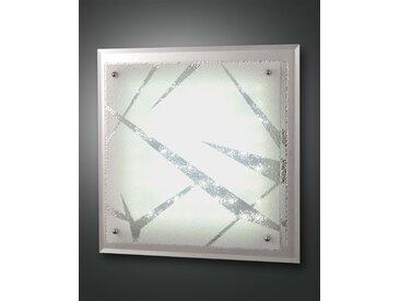 LED Deckenlampe weiß Fabas Luce Galaxy 450mm 2100lm 4000K