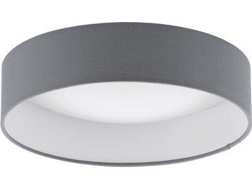 EGLO PALOMARO LED Deckenleuchte, rund, 320mm, weiss, anthrazit