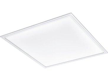 EGLO SALOBRENA-M LED Rasterleuchte weiß 4600lm 59,5x59,5x5cm Bewegungsmelder
