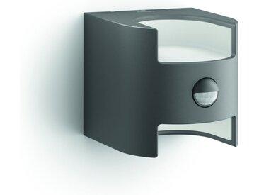 Philips Grass IR Led Außenwandleuchte anthrazit 2x 4,5W mit Bewegungsmelder