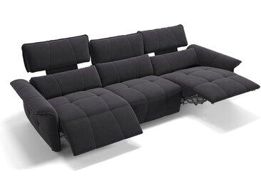Bigsofa ADRIA 3-Sitzer Stoff Sofa
