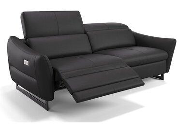Leder 2-Sitzer Sofa MODENA Relaxcouch Modern