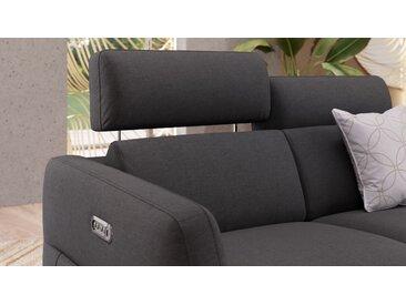 Stoff Garnitur NOVARA XXL Sofa Couch