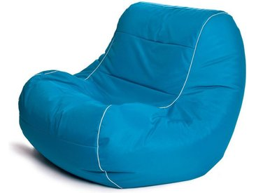 SITTING POINT Sitzsack Scuba Chilly Bean Petrol Flachgewebe 108x75x70 cm (BxHxT)