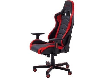 LED Gaming Chair MC Racing