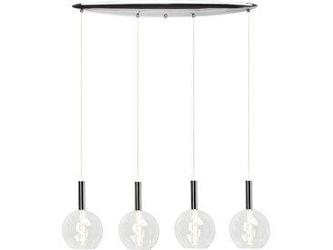LED-Pendelleuchte Elegant 4-flammig
