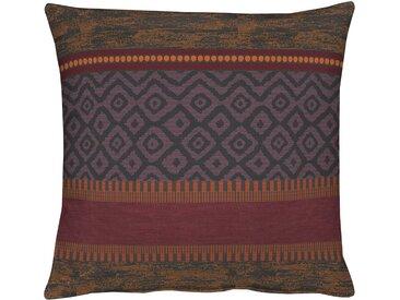 Apelt Kissenbezug Kitami Lila 49x49 cm (BxH) Paisley Design 100% Baumwolle