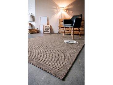 andiamo Outdoor-Teppich Sonora Braun Rechteckig 120x170 cm (BxT) Polypropylen