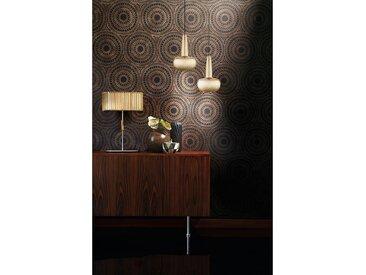 UMAGE Lampenschirm Clava Aluminium Gold Modern 22x33x22 cm (BxHxT)