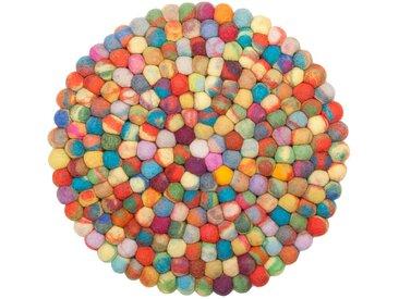 Filzteppich Ballo Round
