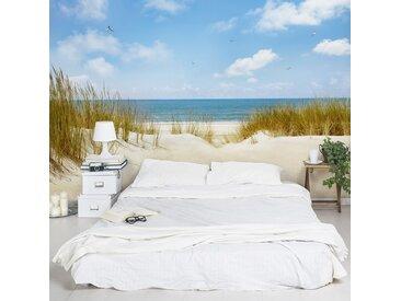 Vliestapete Strand an der Nordsee
