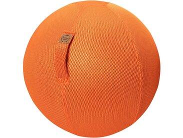 Magma-Heimtex Sitzball Mesh bowl Orange 65x65 cm (BxH) Webstoff