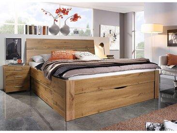Rauch Bett Scala III 160x200 cm Spanplatte Eiche Wotan Dekor