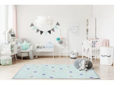 Kinderteppich Dots