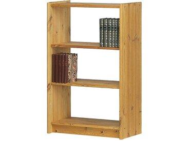 Steens Bücherregal Tomke I Massivholz Kiefer 64x100x30 cm (BxHxT)