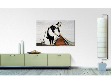 Leinwandbild Banksy No.19
