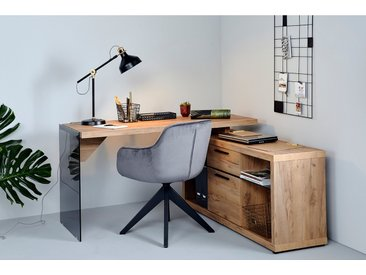 Schreibtisch LUX C 150 E