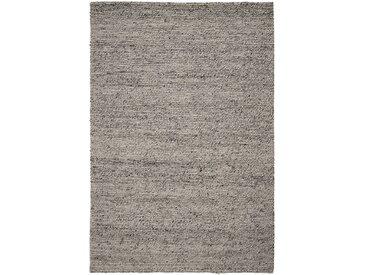 Top Square Wollteppich Valera Beige/Grau Quadratisch 200x290 cm (BxT) Modern Wolle