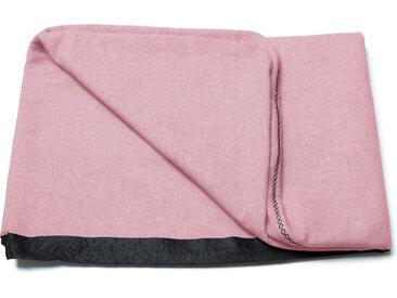 Kave Home - Dyla Kopfteilbezug 108 x 76 cm, rosa
