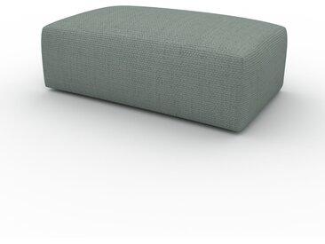 Polsterhocker Taubenblau - Eleganter Polsterhocker: Hochwertige Qualität, einzigartiges Design - 100 x 42 x 64 cm, Individuell konfigurierbar