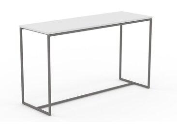 Konsolentisch Weiß - Eleganter Konsolentisch: Beste Qualität, einzigartiges Design - 121 x 71 x 42 cm, konfigurierbar