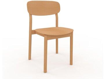 Holzstuhl in Buche 52 x 82 x 49 cm einzigartiges Design, konfigurierbar
