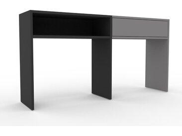 Konsolentisch Graphitgrau - Eleganter Konsolentisch: Beste Qualität, einzigartiges Design - 152 x 80 x 35 cm, konfigurierbar