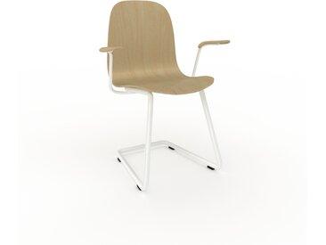 Schwingstuhl in Birke 49 x 83 x 62 cm einzigartiges Design, konfigurierbar