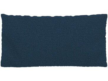 Kissen - Ozeanblau, 40x80cm - Feingewebe, individuell konfigurierbar