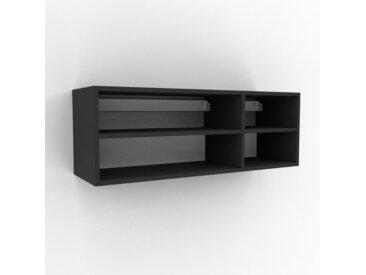Hängeschrank Weiß - Moderner Wandschrank: Hochwertige Qualität, einzigartiges Design - 116 x 41 x 35 cm, konfigurierbar