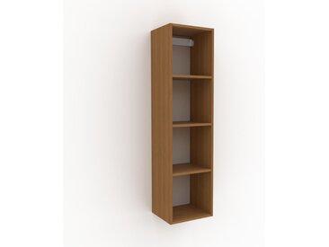 Hängeschrank Eiche, Holz - Moderner Wandschrank: Hochwertige Qualität, einzigartiges Design - 41 x 157 x 35 cm, konfigurierbar