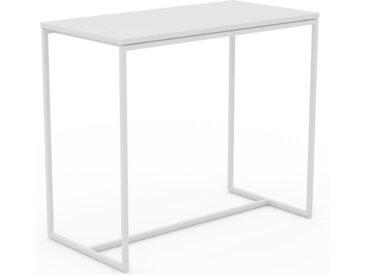 Konsolentisch Weiß - Eleganter Konsolentisch: Beste Qualität, einzigartiges Design - 81 x 71 x 42 cm, konfigurierbar