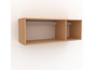 Hängeschrank Buche, Holz - Moderner Wandschrank: Hochwertige Qualität, einzigartiges Design - 116 x 41 x 35 cm, konfigurierbar